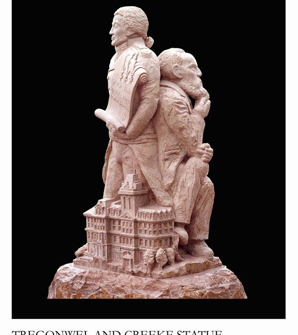 Tregonwell/Creeke Sculpture