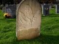 Headstone.