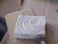 Stone carving lessons, Dorset, from Jonathan Sells.