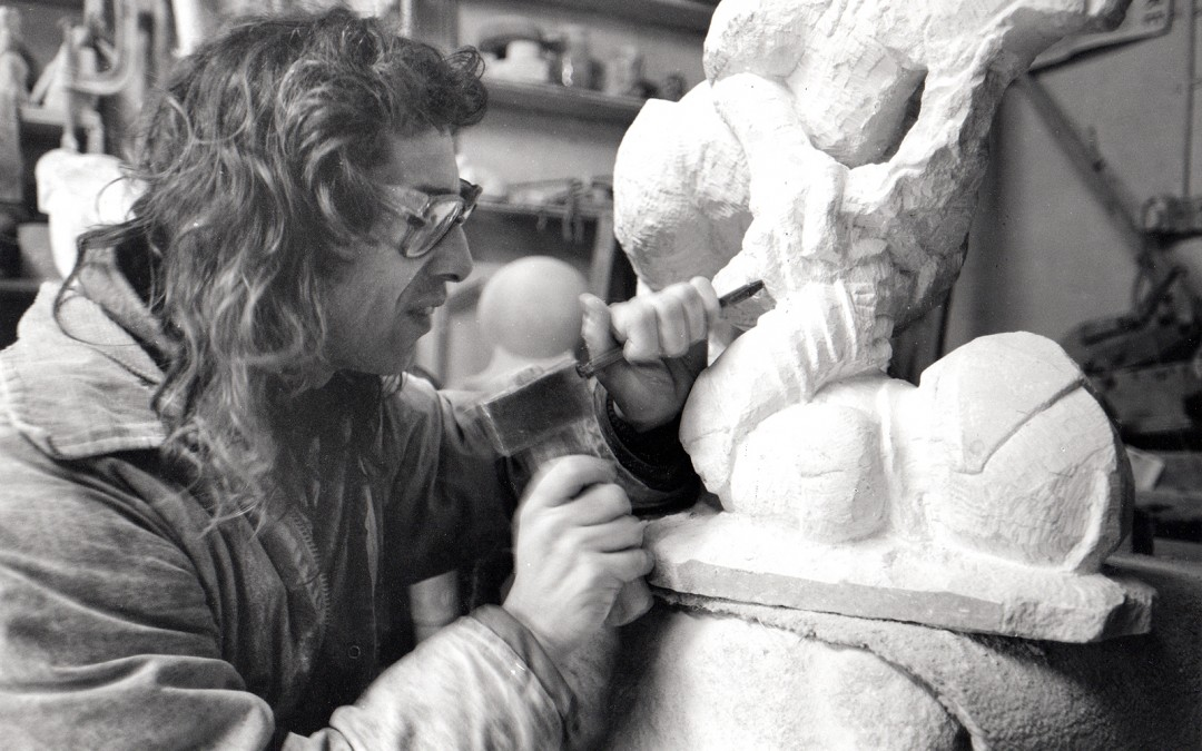 Stone Carving Lessons, Corfe Castle – Easter 2019