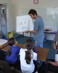 Jonathan Sells - Sculpture teacher, Dorset
