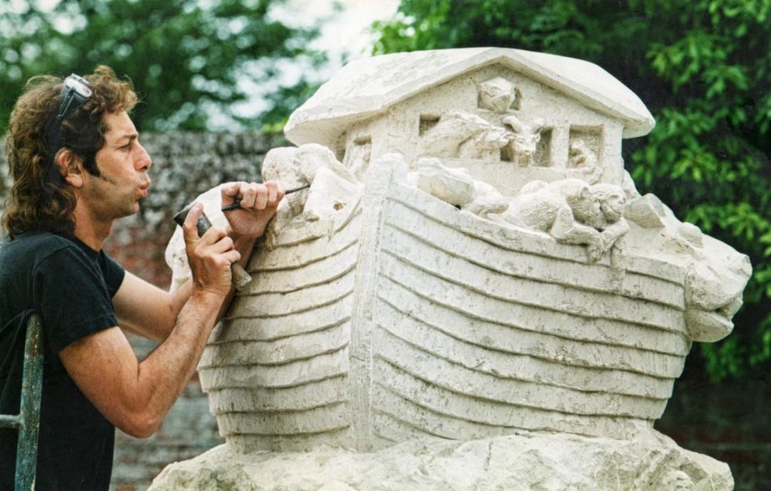 Noah's Ark Fountain