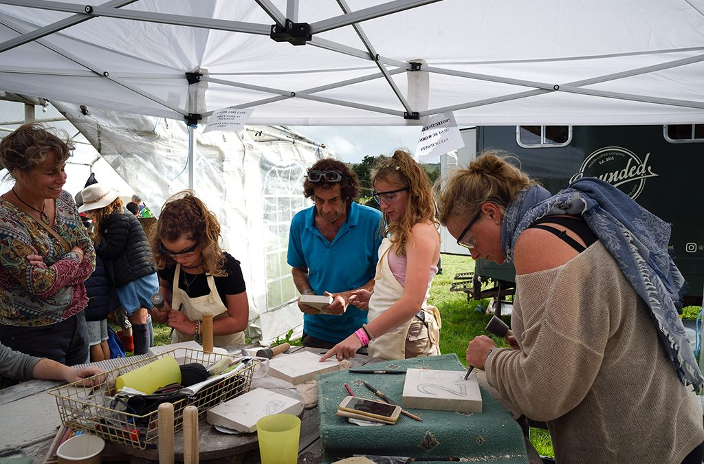 Stone Carving Course, Corfe Castle – Sunday 8th September