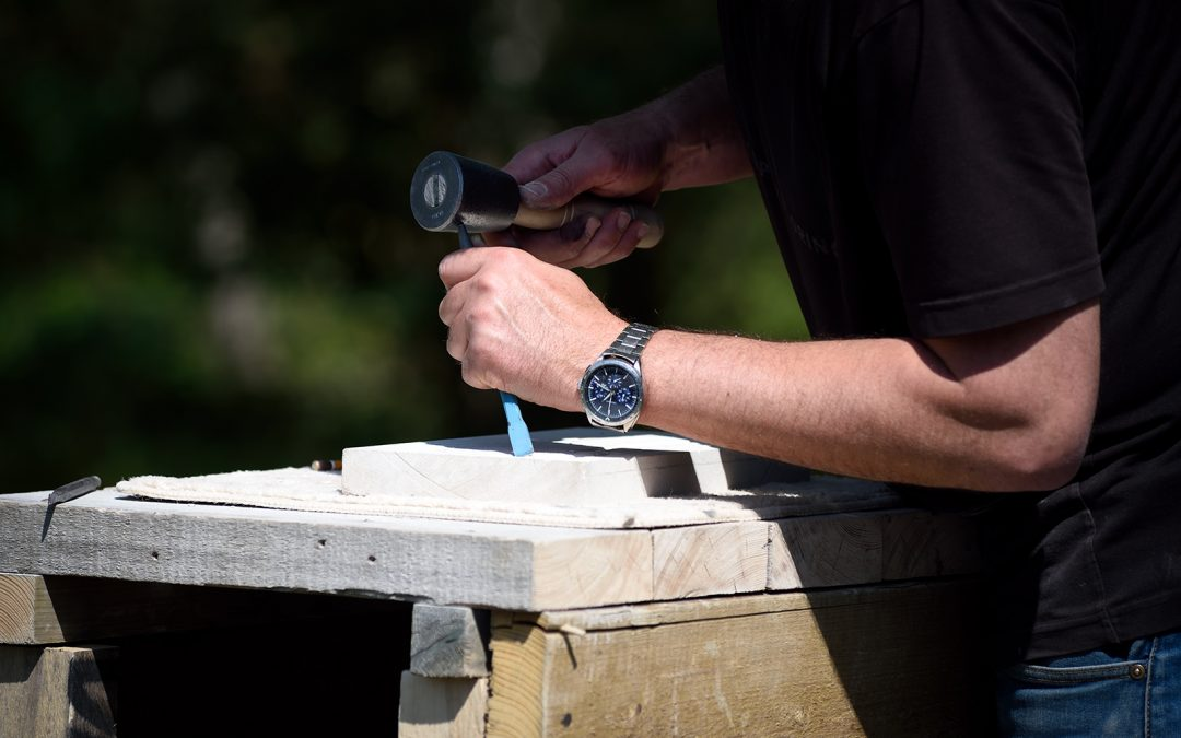 2 Hour Taster Stone Carving Lessons, Dorset