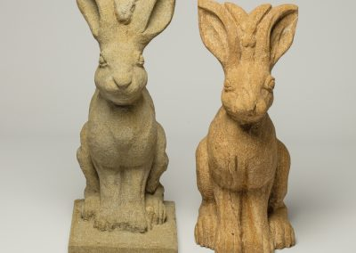 Two Hares